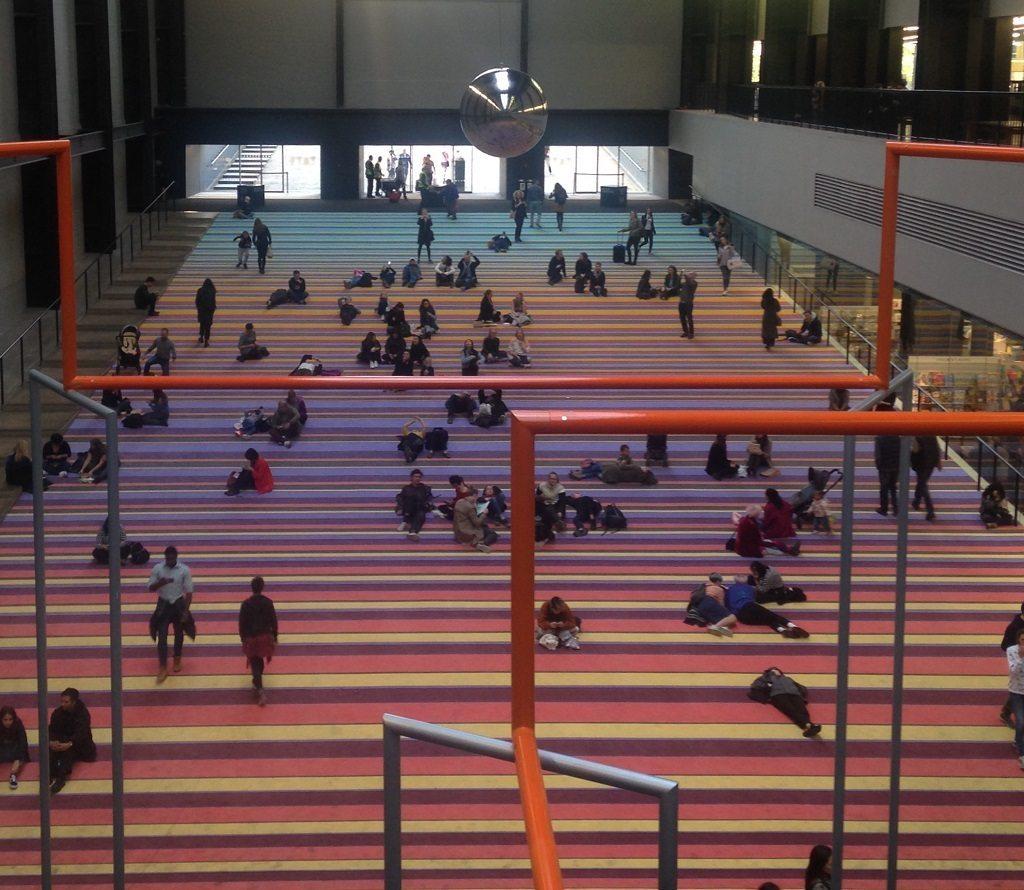 Superflex at Tate Modern