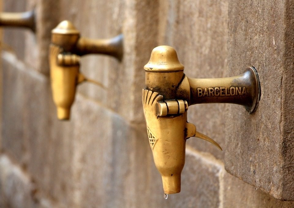 taps, water, desalinization