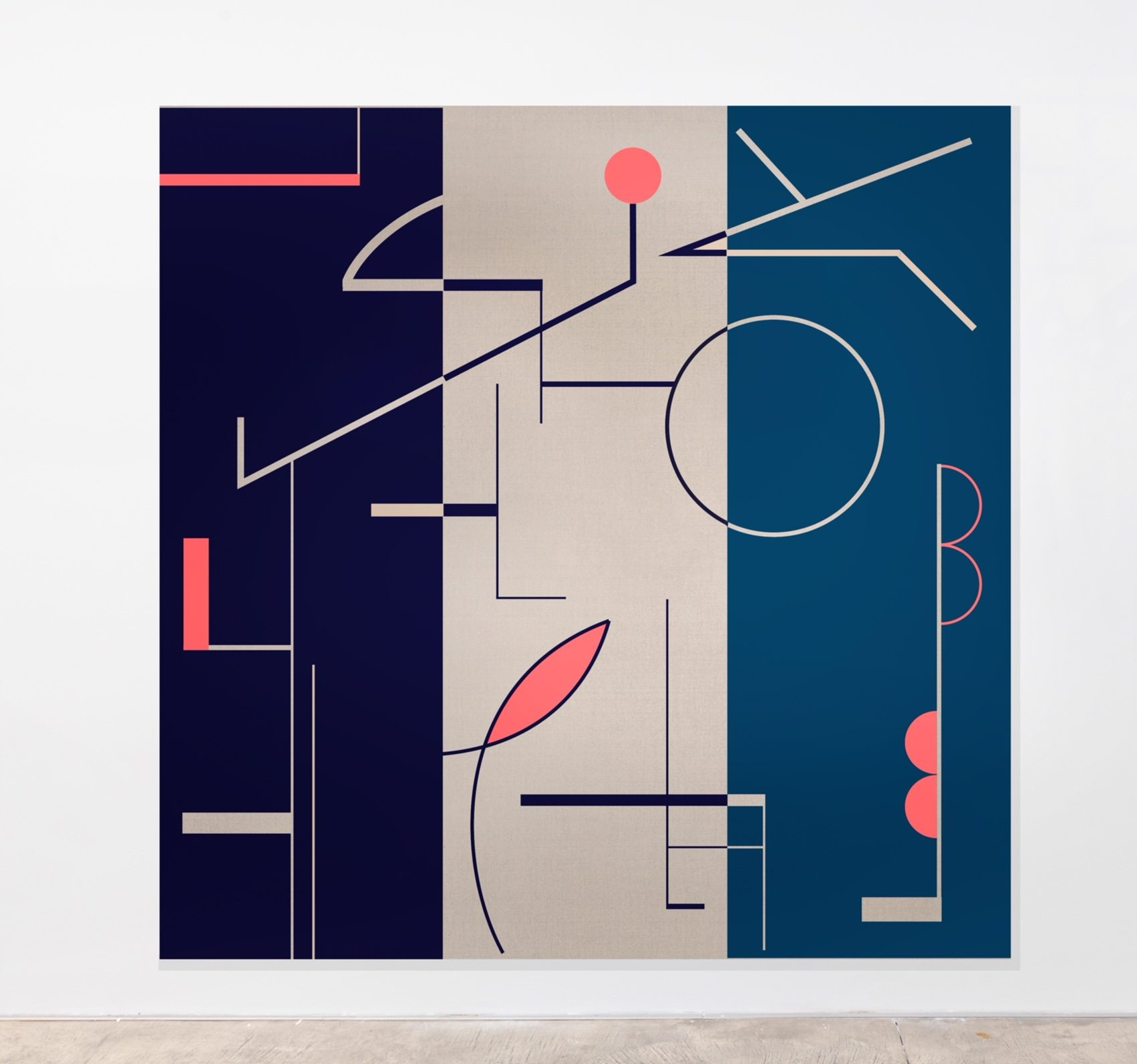Trebuchet Talks: Art curation