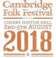 Cambridge Folk Festival 2018