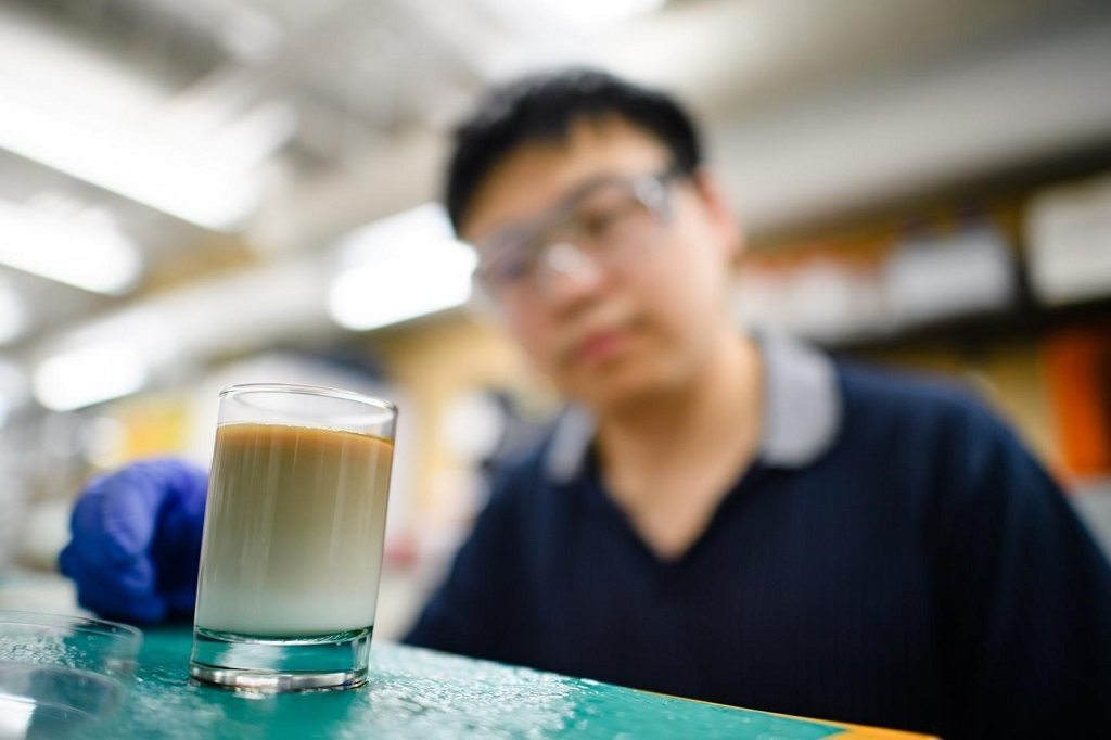 coffee physics