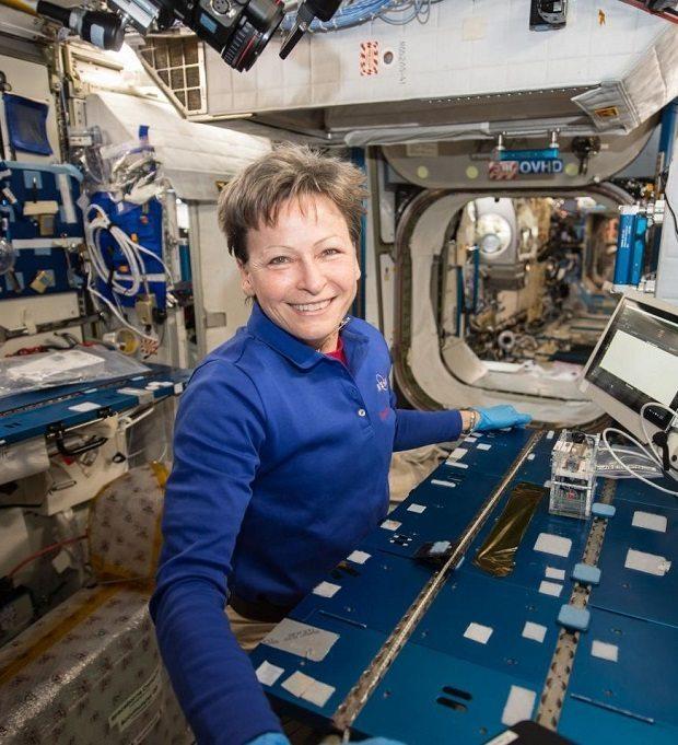 genes in Space by NASA