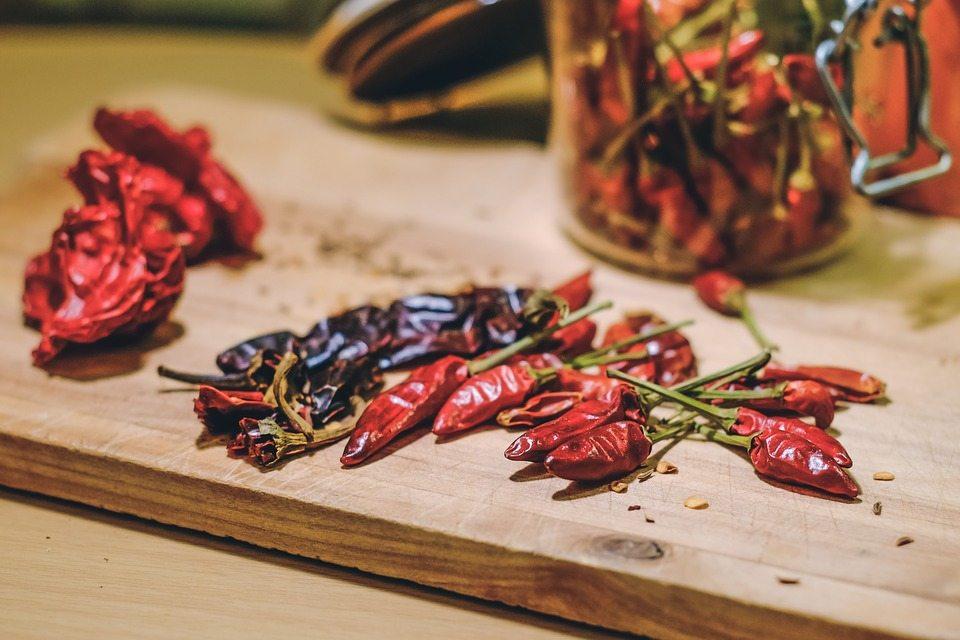 world's hottest chilli pepper