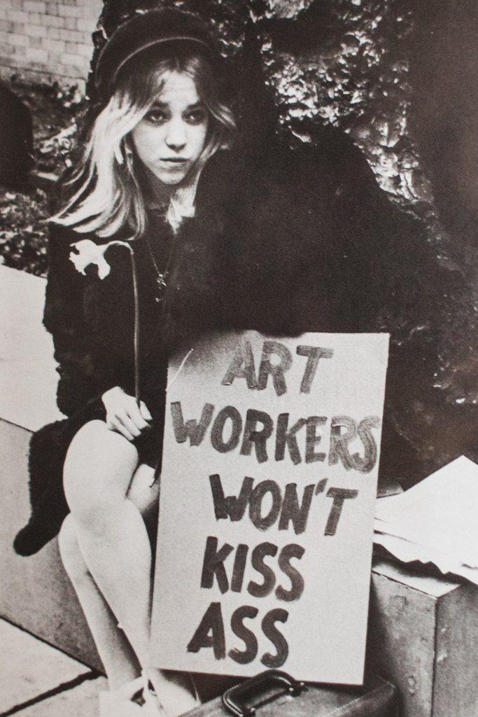 why being an artist is not a job trebuchet magazine