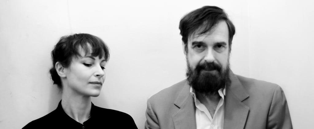 Michaela Davies & Jim Sclavunos by Kyle Sanna (2013) - Trebuchet