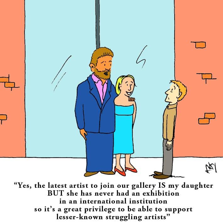Saturday Cartoon by Alex Brenchley 2018