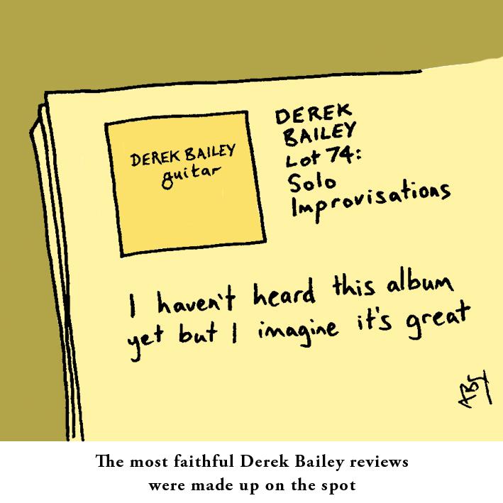 Reviews: Satirical Saturday Cartoon on Art by Alex Brenchley 2019
