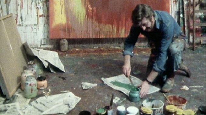 John Hoyland's work at the Tate